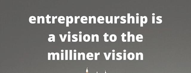 entrepreneur status