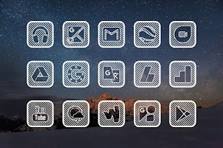 iOS Lines White – Icon Pack Apk v1.4 [Patched]
