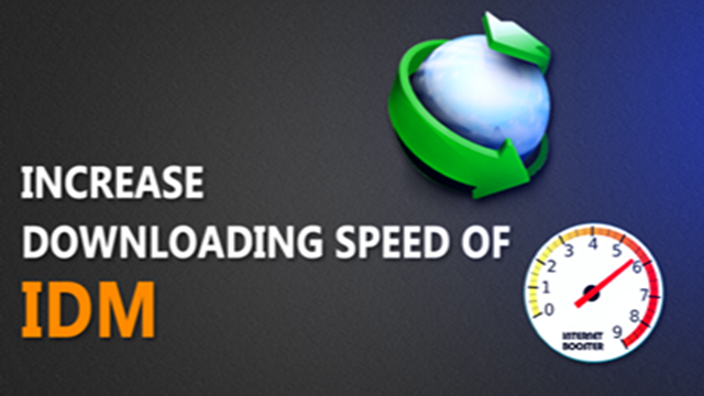 how to increate download speed