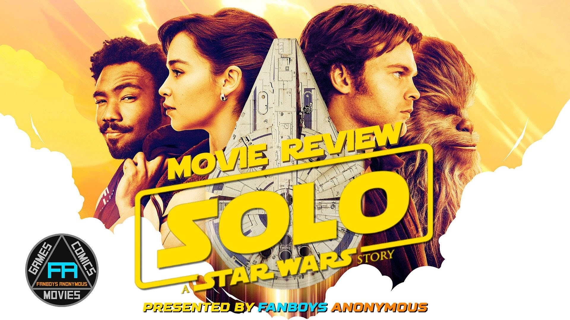 movie review Solo: A Star Wars Story podcast