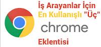 İş Arayanlar İçin 3 Kullanışlı Google Chrome Eklentisi