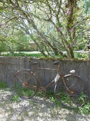 Parc le bournat,vélo, our de récré  malooka