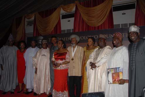 wole soyinka awolowo leadership prize