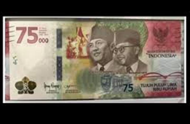 Sambut HUT Kemerdekaan RI ke-75, Bank Indonesia Akan Terbitkan Uang Rupiah Khusus