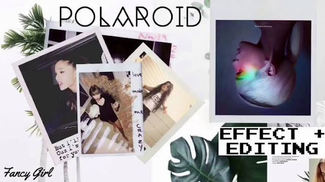 Tutorial Membuat Efek Polaroid Di Photoshop