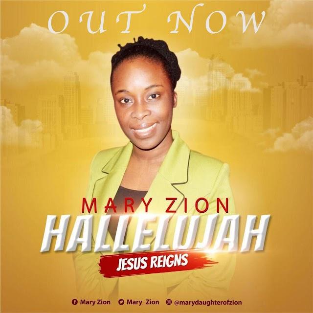 Lyrics Video: Hallelujah Jesus Reigns - Mary Zion
