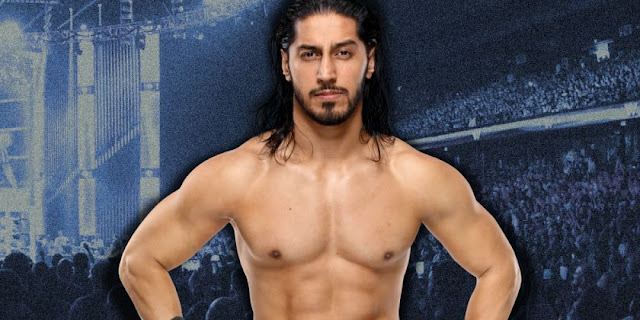 Mustafa Ali Comments on Not Being Used on WWE TV