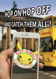 Pokemonsjagt auf CityTour durch Berlin
