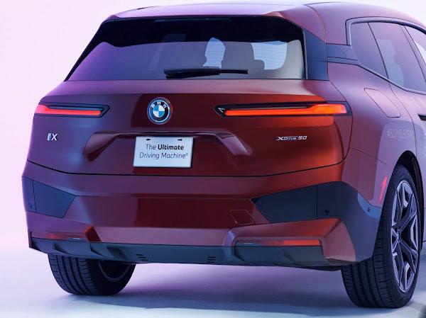BMW iX, SUV 100% elétrico, tem lançamento confirmado para o Brasil