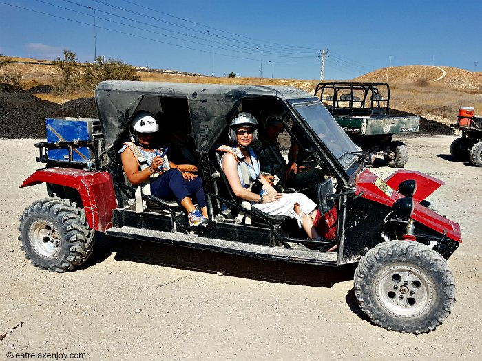 Judean Desert off road Trip and Barbecue at Ha'Cnaanit