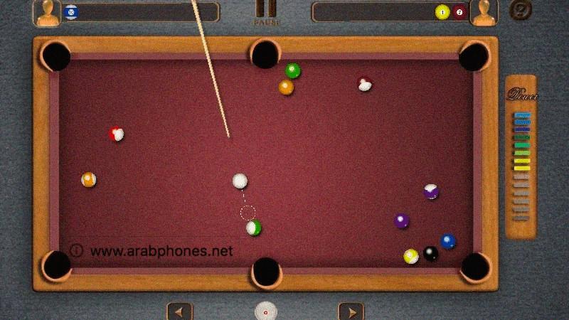 تحميل لعبة البلياردو Billiards الاصلية للاندرويد