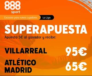 888sport superapuesta Villarreal vs Atletico 28-2-2021