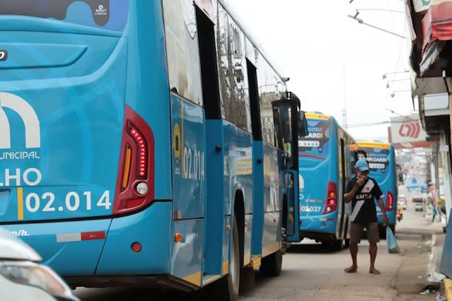 Município faz pesquisa de satisfação sobre o sistema de transporte coletivo