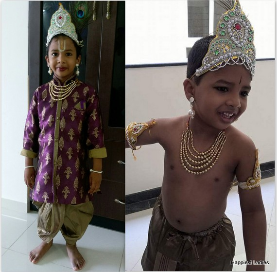 krishna fancy dress india