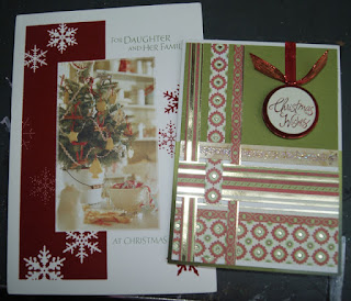 re cycle Christmas cards