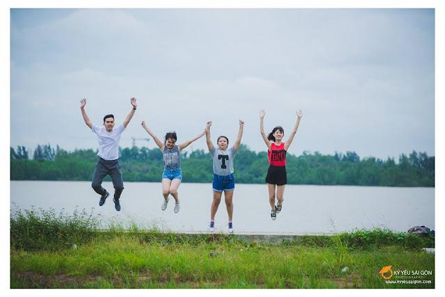 Chụp ảnh kỷ yếu giá rẻ tại Hà Nội