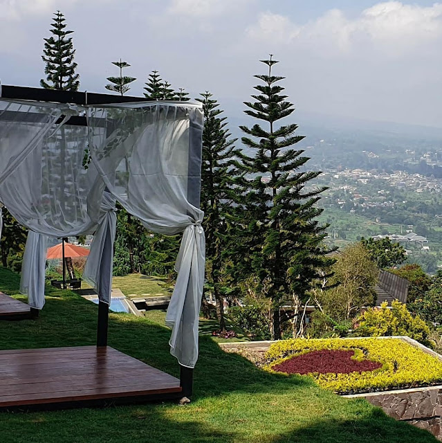 Damar Langit Resort Puncak Cisarua Bogor