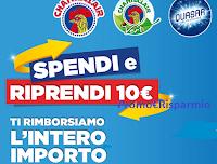 Logo Spendi e Riprendi 10€ : ricevi il rimborso totale
