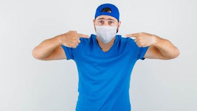 Bisakah memakai dua masker memberi Anda perlindungan tambahan dari Covid-19?