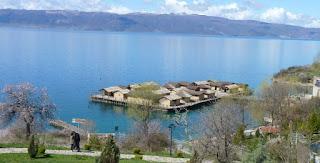 Lago Ohrid, Bay of Bones.