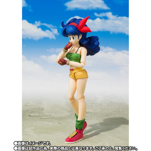 Nuevas imágenes de S.H.Figuarts Lunch de Dragon Ball - Tamashii Nations