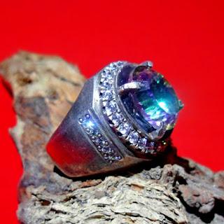 batu mistik quartz asli