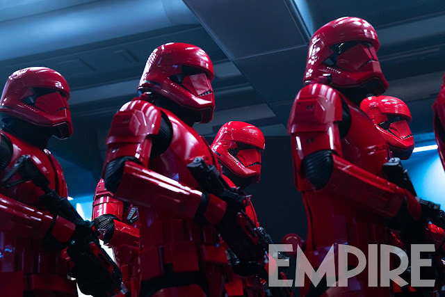 Sithtroopers in The Rise of Skywalker