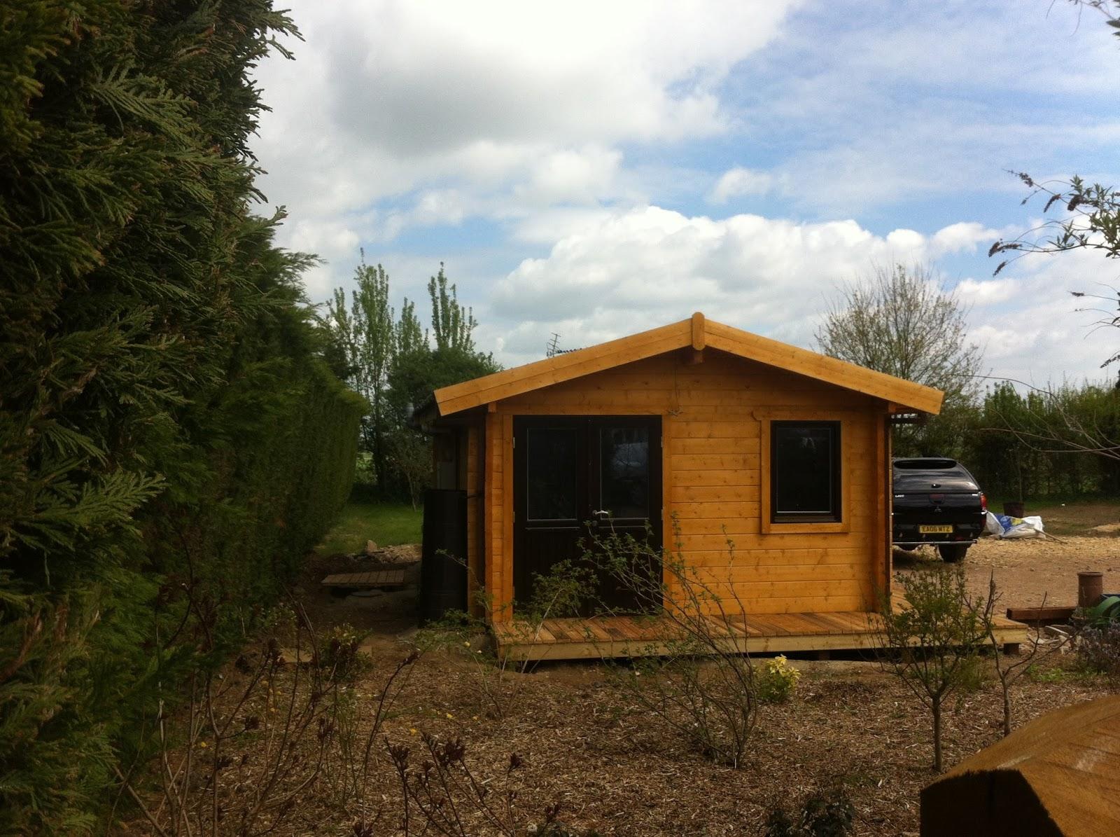 Loghomes Granny Annex Log Cabin