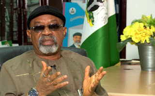 My child also affected by strike – Chris Ngige