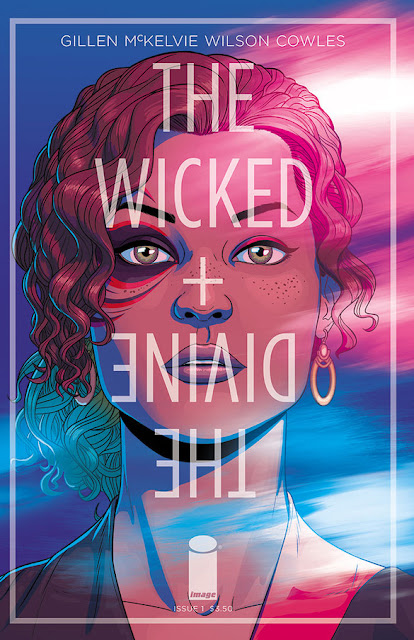 Wicked + Divine Volumen 1 Gillen McKelvie