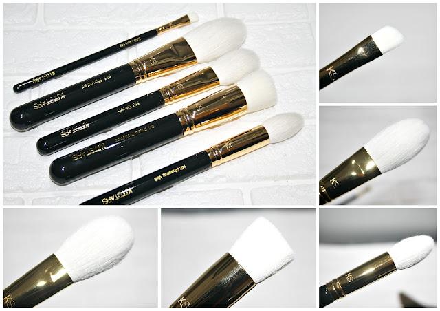 Kit Stars Makeup Brushes