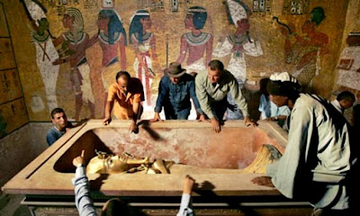 Tutankhamun's replica tomb to be re-erected in Luxor