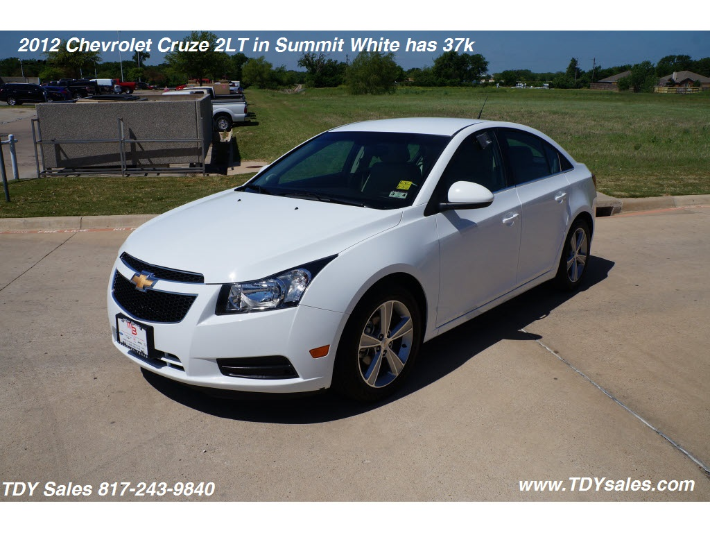 Cruze chevy cruze 2lt : TDY Sales 817-243-9840 - For Sale - 2012 Chevrolet Cruze 2LT ...