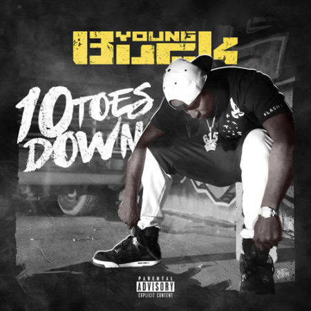 "Young Buck disponibiliza sua nova mixtape ""10 Toes Down"" no Youtube"