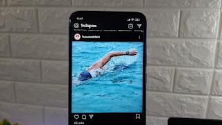 Cara mudah agar Instagram menjadi Dark atau gelap di hp Xiaomi