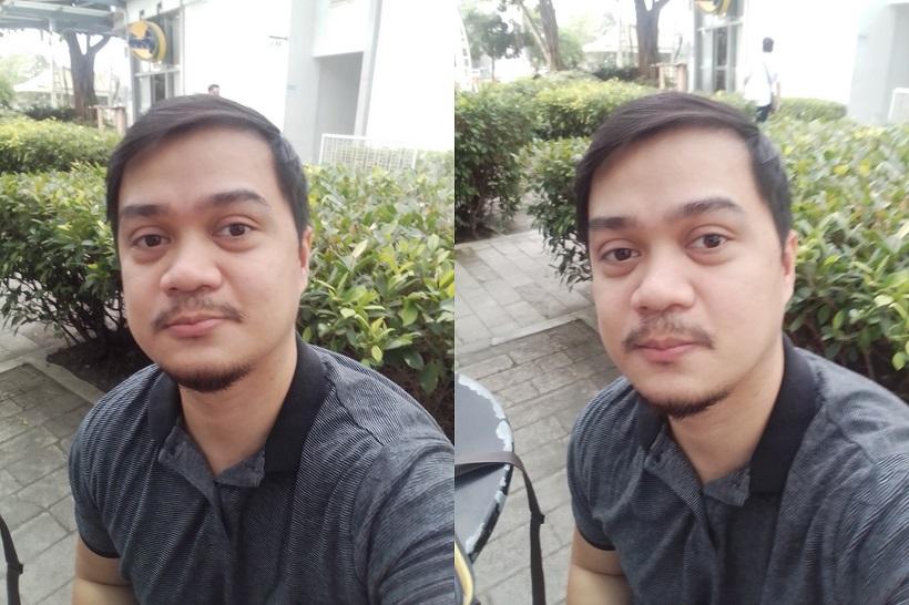 Nokia C1 Plus Review: Sample Selfie Photo