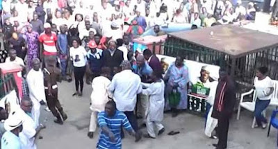 How armed thugs stormed, shot at APC rally in Rivers