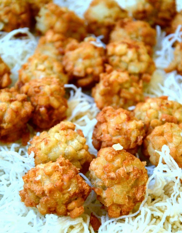 Deep Fried Crispy Cheese Dumpling