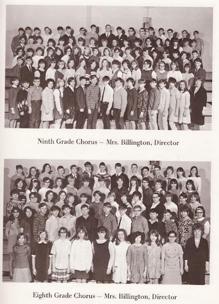 1967 High School Juniors Pictures
