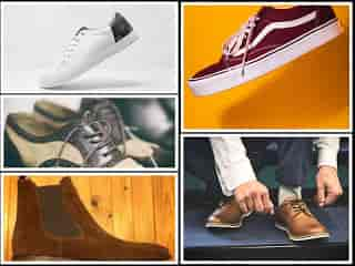 Men's shoes - 5 Best shoes for men and types of shoes - Men's accessories - fashion fitify