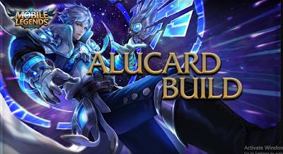 [ SAVAGE ] Inilah Emblem dan Build Yang Cocok Untuk Alucard Mobile Legend