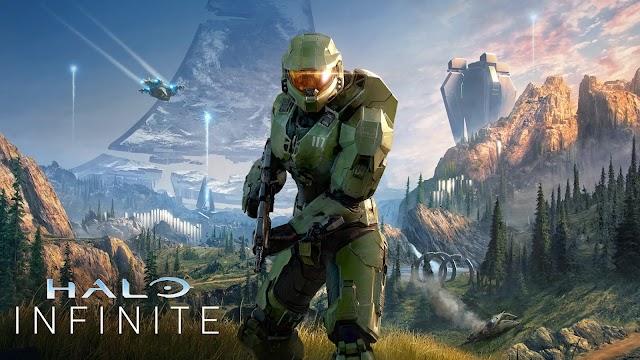 İlk Halo, filika kancası ve ana düşmanla bağlantı Halo Infinite'in kilit sanatı bize ne söyledi