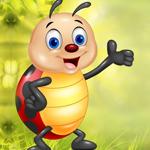 G4K Caring Ladybug Escape