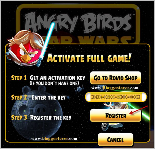 Free Star Wars Galaxies Activation Code 97