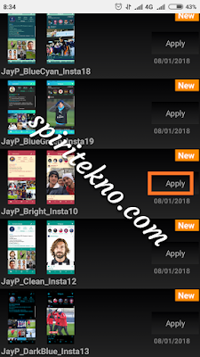 Kemaren kita telah usai membiacarakan whatsapp Cara Mengmengmengganti Tema Instagram tanpa root terbaru dengan GBInsta