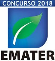 Edital Concurso EMATER-GO 2018