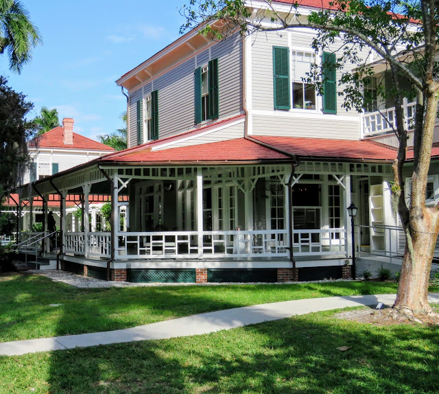 Florida Gulf Coast Road Trip: Edison and Ford Winter Estates near Ft. Myers, Florida