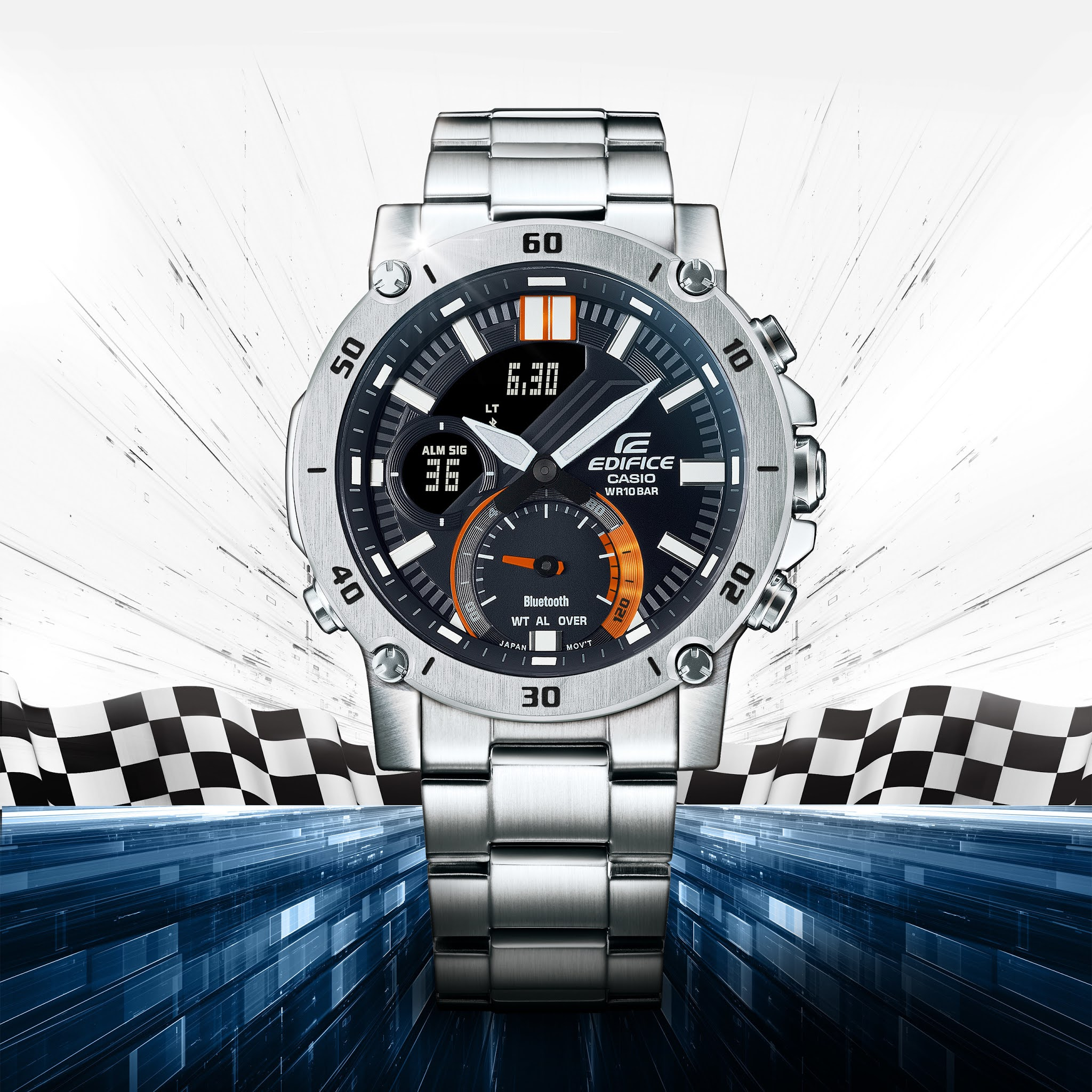 Casio Expands EDIFICE Collection With New Connected Timepieces