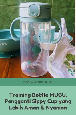 training bottle MUGU