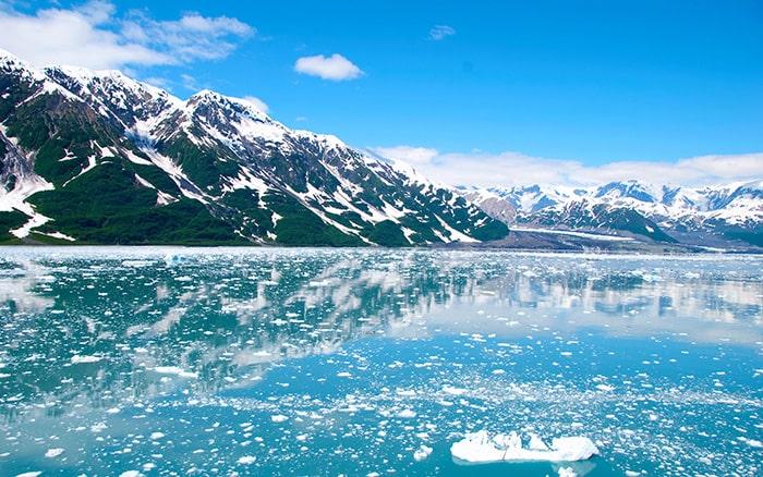 Путешествие на Аляску